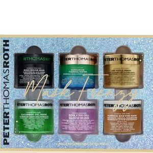 Peter Thomas Roth 6 piece Mask Frenzy